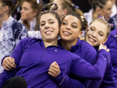 2017 NCAA Gymnastic Regionals