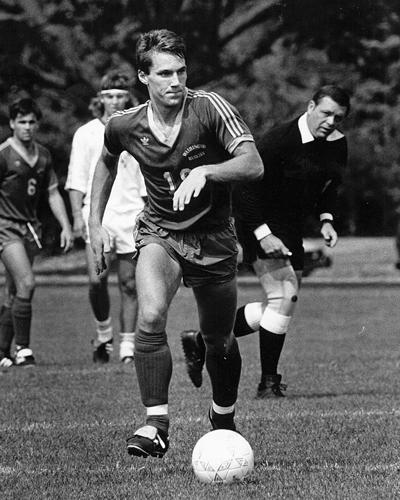 Mark Cairns in 1989