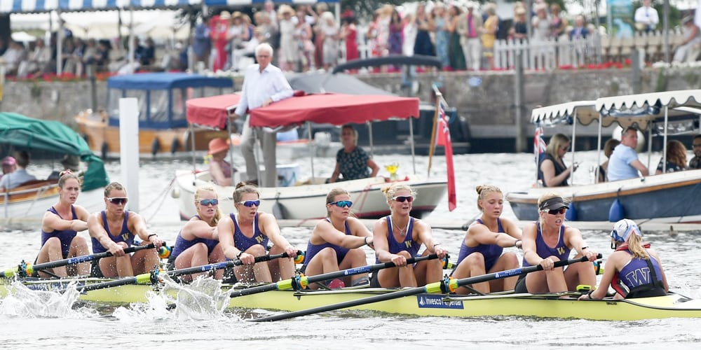 2018 Women's Rowing at Henley