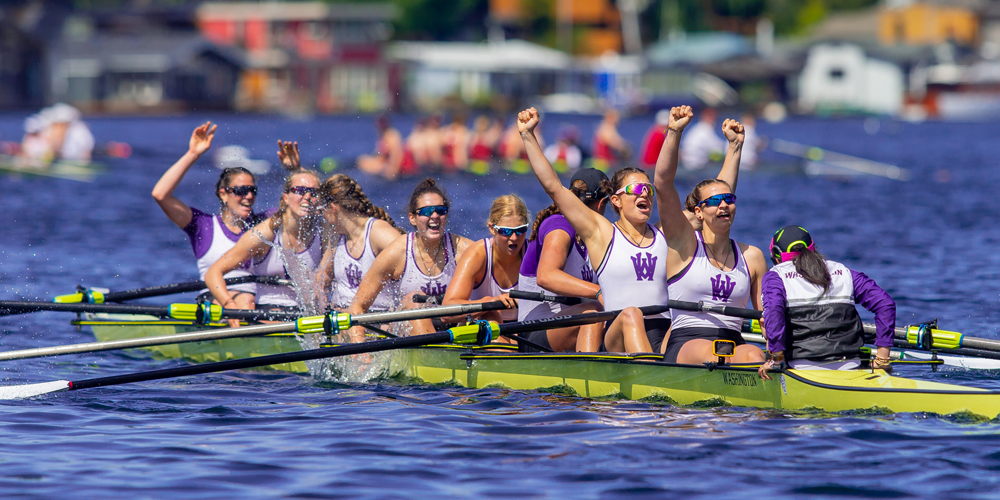 Women's Rowing at Windermere