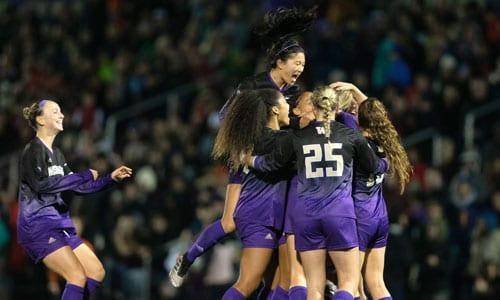 2019 Women's Soccer team